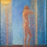 """Felice Casorati """"Notturno"""" 1915/16"""