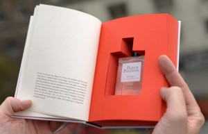 book-smell