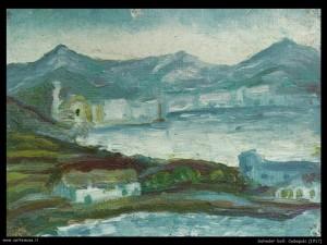 Salvador Dalì, Cadaqués (1917)