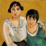 Henri Matisse: Le due sorelle, 1917