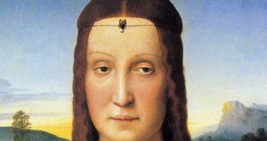 Raffaello, Elisabetta Gonzaga