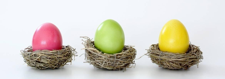 La benedizione delle uova