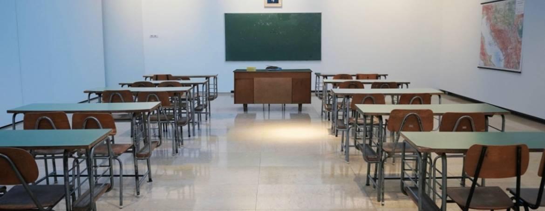 Addio, scuola
